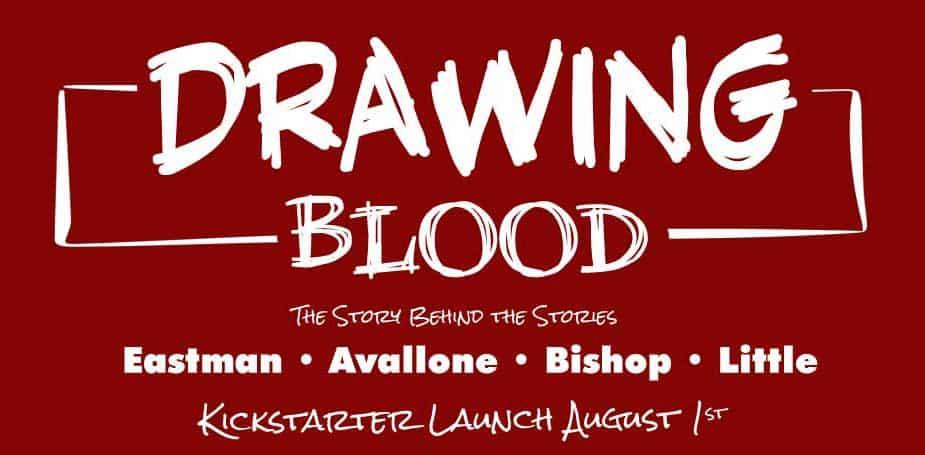 Image result for drawing blood kickstarter