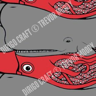Trevor Moody Prints Squid & Whale