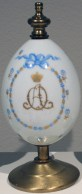 Presentation Easter egg (cipher of Alexandra Fedorovna), 1914-