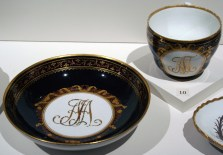 Cup and saucer, c. 1765-1770