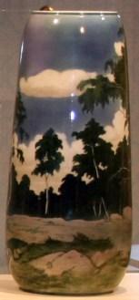 Cylindrical vase, c. 1914