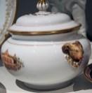 Covered Bowl, Livadia Palace Service, 1870-73