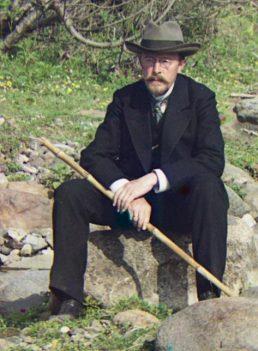 Sergei Mikhailovich Prokudin-Gorskii (1863–1944), 1912. Photograph. Library of Congress.