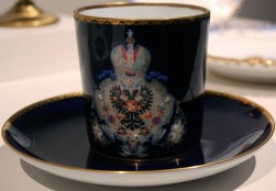 Cup and saucer, 1881-1894