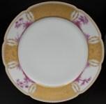 Plate, Purple Service, 1904-1908