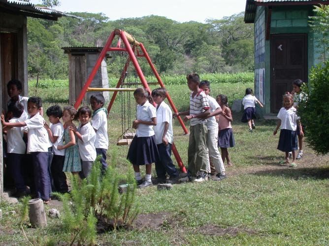 Schule Chacaraseca