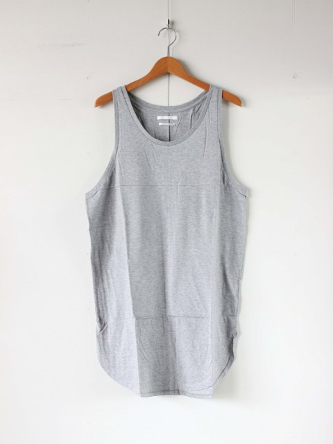 LONG LENGTH TANK GRAY 1
