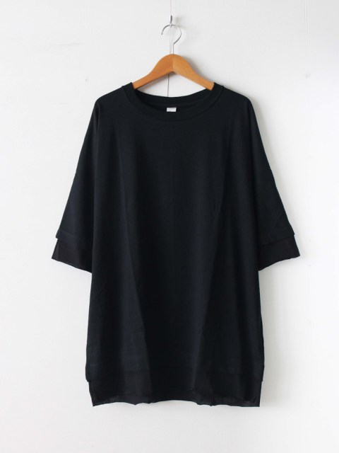 MAGIC STICK OVERSIZED LAYERD TEE