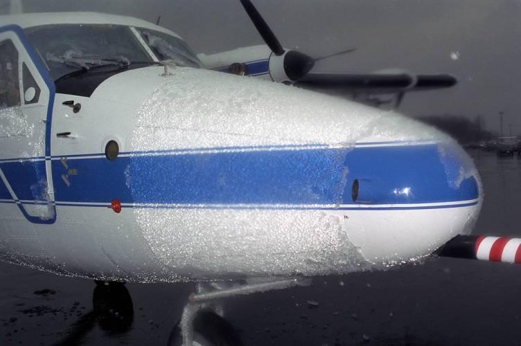 NASA Software Innovation estimates Aircraft Ice Accumulation