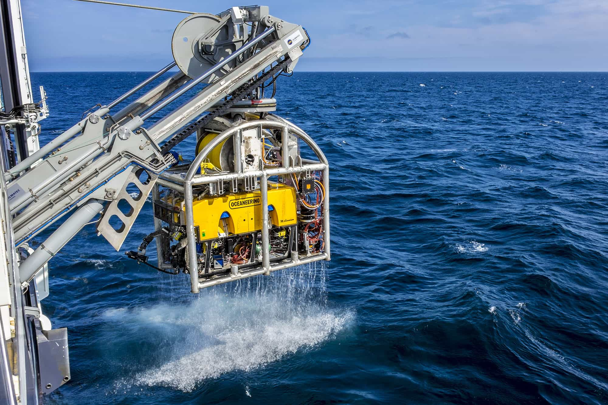 Image result for Offshore ROV