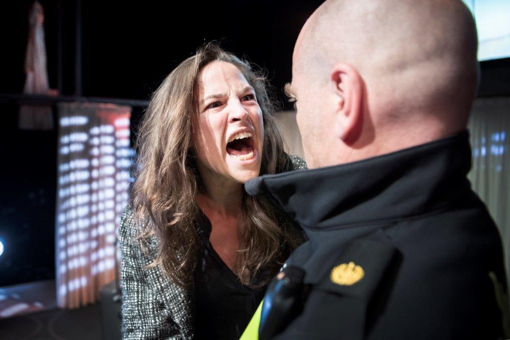 Rauw TheaterMakers Radio Kootwijk Politie