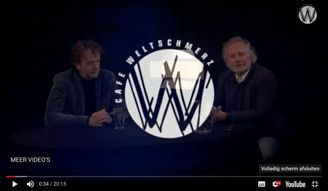 Café Weltschmerz Harry Starren en Walter Super