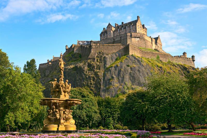 Edinburgh 2 (Large)