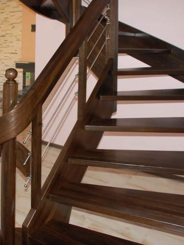 Schody drewniane MTschody