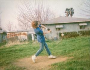 Date Avenue Baseball Swing