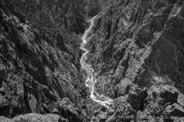 Dark Canyon by T.M. Schultze