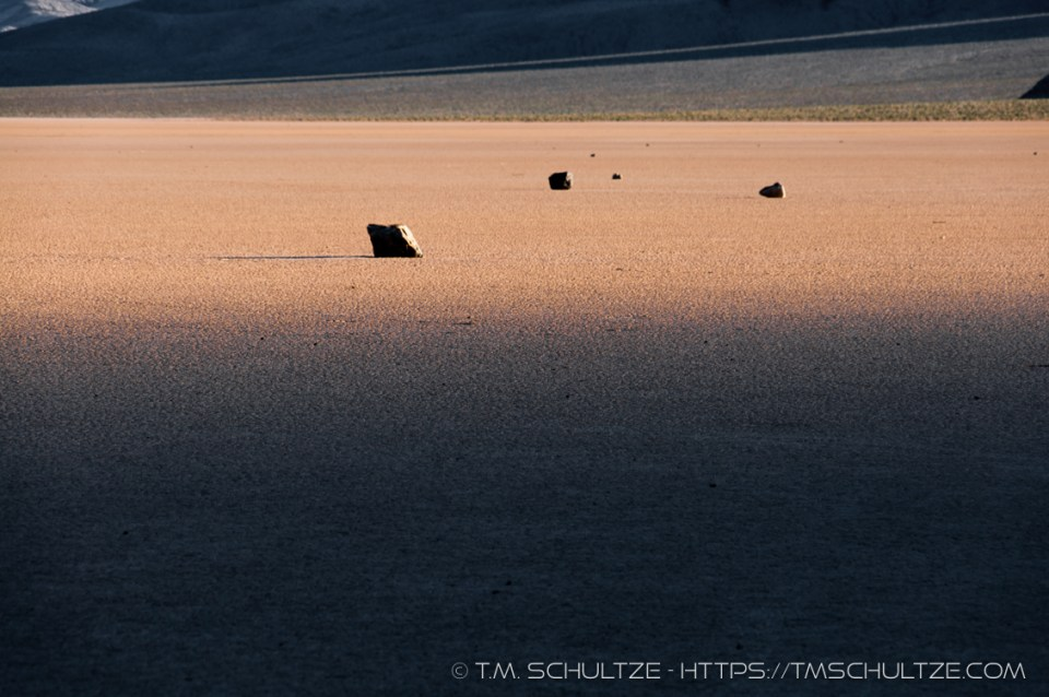Rocks Lights and Shadows by T.M. Schultze