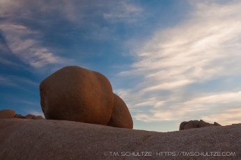 Sunkissed, Clearing Storm, Joshua Tree