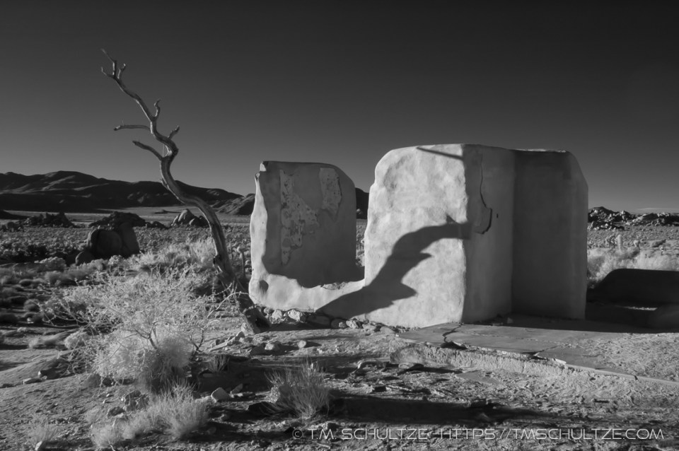 Ryan Ranch View, Black and White by T.M. Schultze