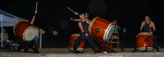 Naruwan Taiko Drummers # 2
