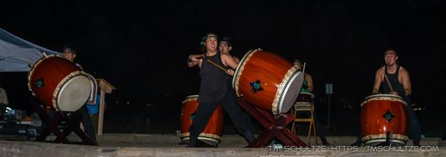Naruwan Taiko Drummers # 3