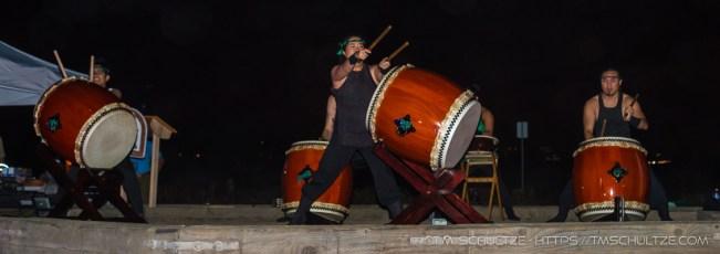 Naruwan Taiko Drummers # 4