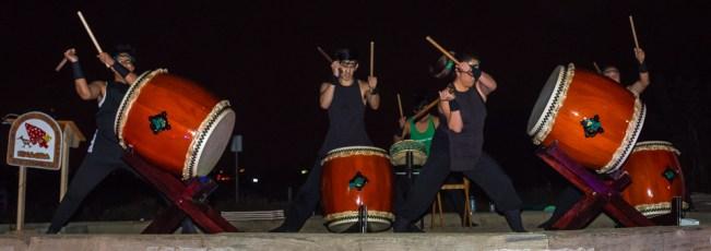 Naruwan Taiko Drummers # 9
