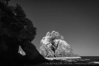 Point of Arches, Infrared