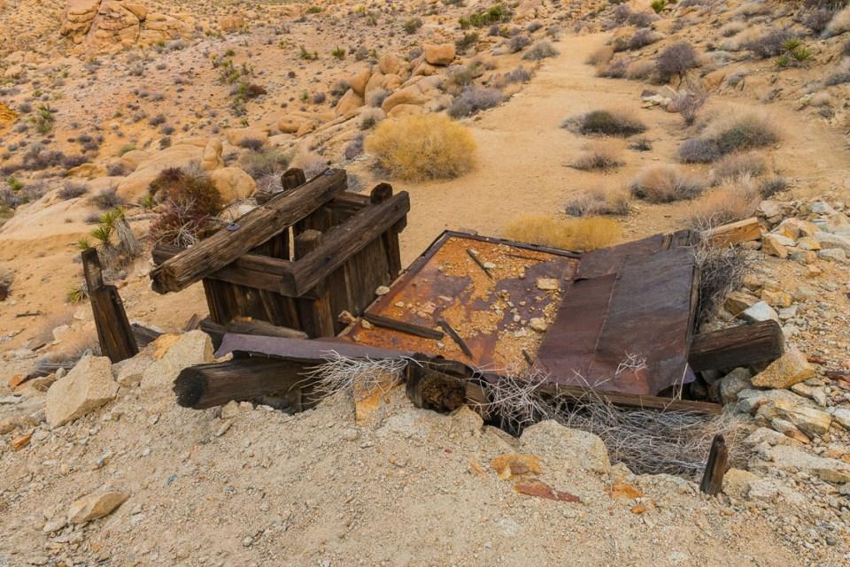 The Mastodon Mine by T.M. Schultze