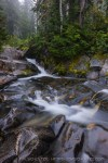 Sulphur Creek, North Cascades, by T.M. Schultze