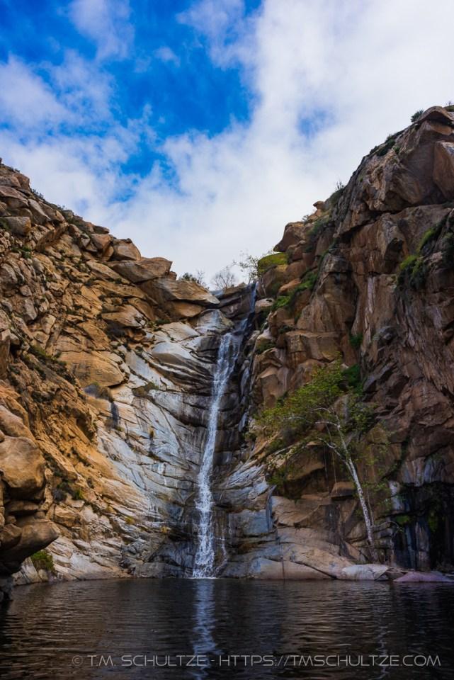 Cedar Creek Falls by T.M. Schultze