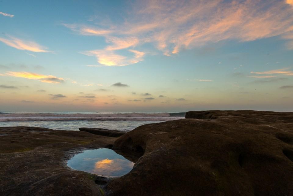 Windansea Pool by T.M. Schultze