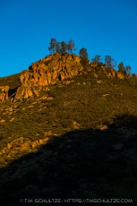 Upper Point of the Pinnacles