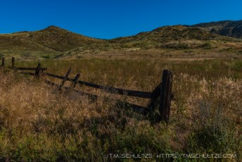 Fenceline, Hollenbeck Canyon