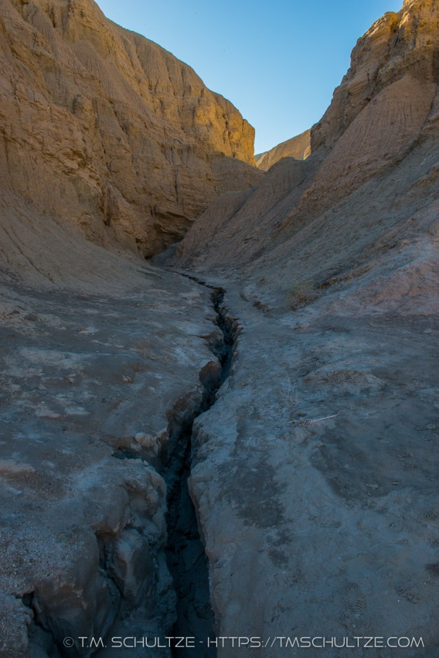 Arroyo Tapiado: Slot Canyon Within Slot Canyon