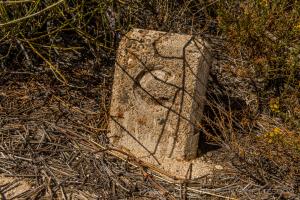 C-Block Marker by T.M. Schultze