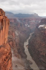 Toroweap, Grand Canyon, Storm
