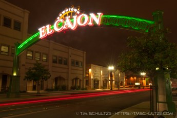 El Cajon Downtown