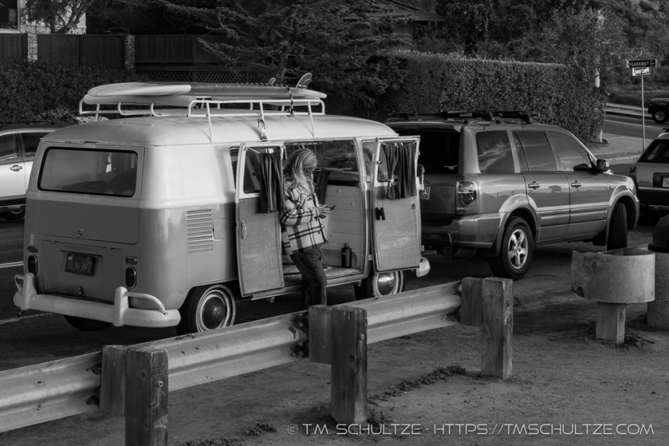 A Man And His Van, by T.M. Schultze