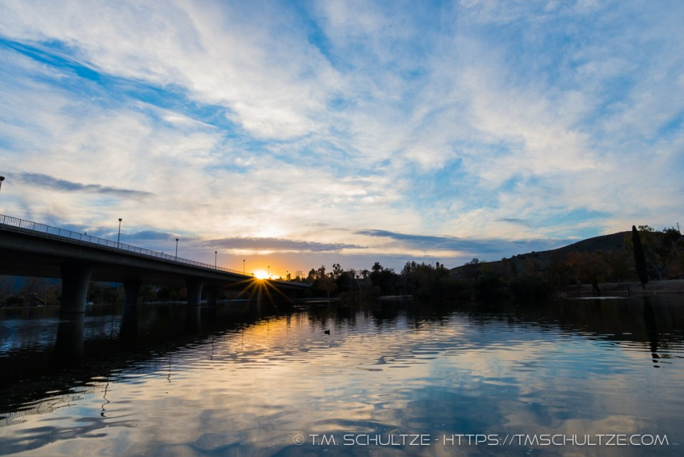More From Santee Lakes: Reflections From Lake Two