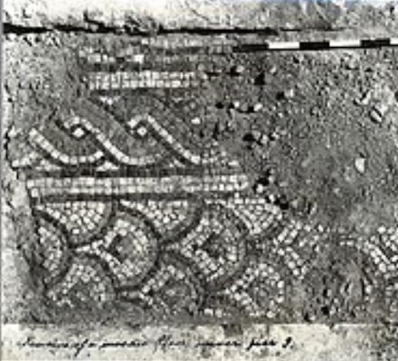 byzantine church mosaics