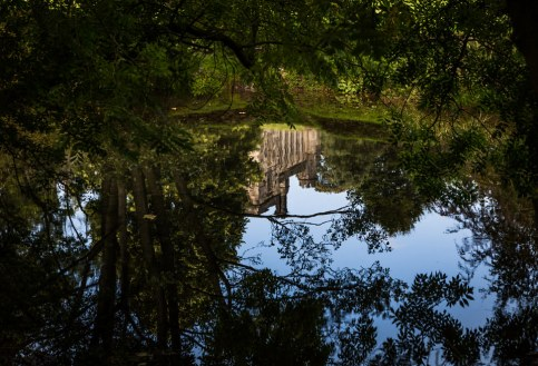 Ilam Park_reflection