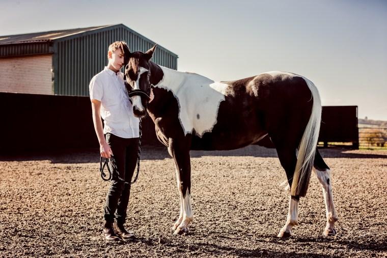 equine portraiture TMS Photography