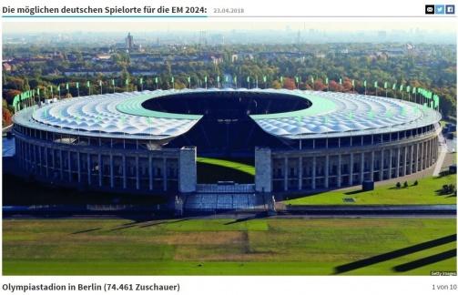 mogliche deutsche em stadien fur 2024