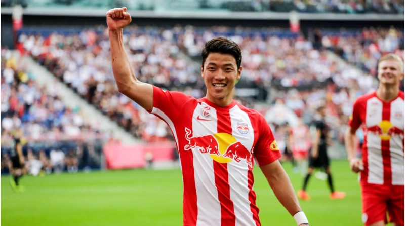 Rb Leipzig Before Signing Hwang 19th Deal With Red Bull Salzburg World Today News