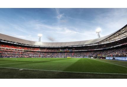 feyenoord rotterdam stadion stadion