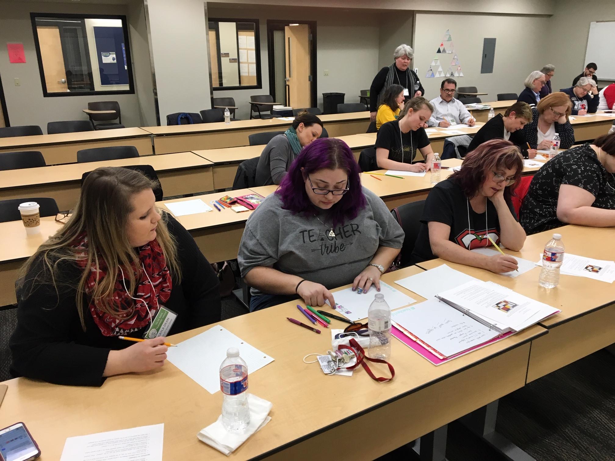 Tulsa Math Teacher S Circle