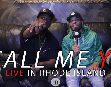 Call Me YL LIVE at Cousin Stizz Show (Rhode Island)