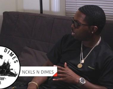 NCKLS N DIMES talks Money & Violence plug & Lifestyle Brands