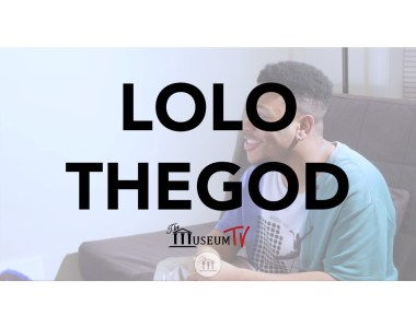LoLoTheGod talks his BLKKK Tees and Producing Great Music